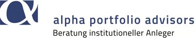 Logo von alpha portfolio advisors GmbH